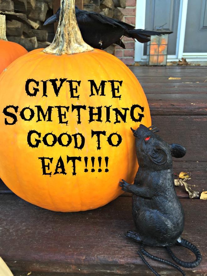 Halloween pumpkin1