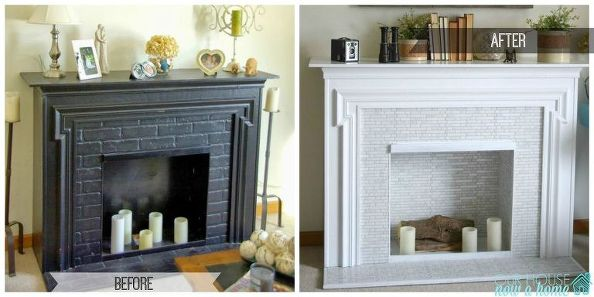 redoing-a-electric-fireplace-turning-it-bright-and-beautiful-diy-fireplaces-mantels-home-decor